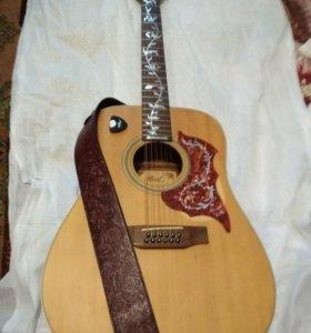 Гитара 12- струнная