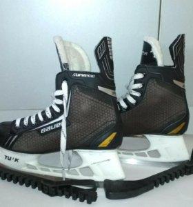 Хоккейные коньки Bauer supreme one 4 sr