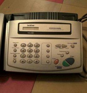 Телефон-факс Brother Personal