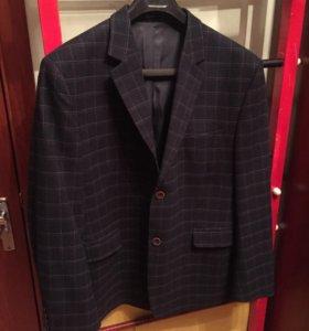 Мужской пиджак Galardi 52 размера