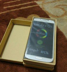 Новый Samsung Galaxy s4