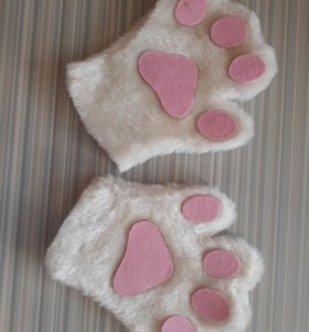 Перчатки лапки💥
