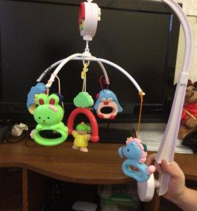 Музыкальный мобиль Canpol Babies