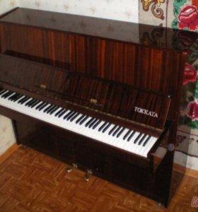 Пианино Токатта