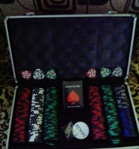 Набор для покера Pokerstars.