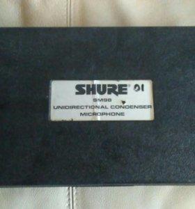 Shure sm98 микрофон