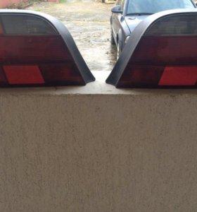 Задние фары от BMW