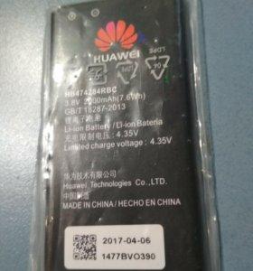 Аккумулятор Huawei HB474284RBC новый