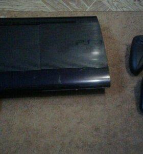 Playstation 3 Super Slim + 24 ИГРЫ!(эксклюзивны)