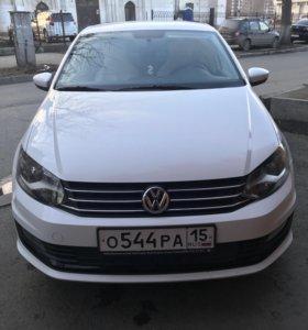 Volkswagen Polo 1.6 2016 Механика