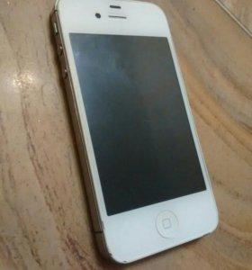 iPhone 4s не включается