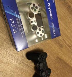 Рs4 и PS 3 джойстики новые.беспроводные