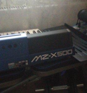 Касио MZ-x500