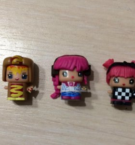 Фигурки My Mini mixiQ's