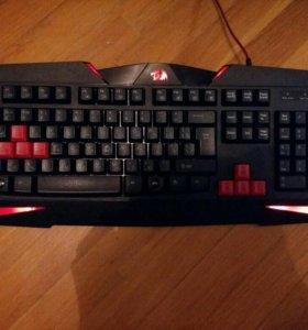 Игровая клавиатура RedragoN Xenica