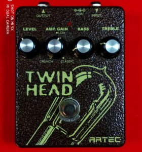 Педаль эффектов Artec TWH-1 Twin Head