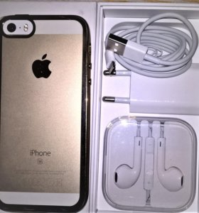 Apple iPhone SE 32GB Gold 2x1.8Ghz/2048Mb/1136x640