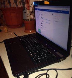 Ноутбук ленов z 575