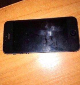 iPhone 5 Черный.