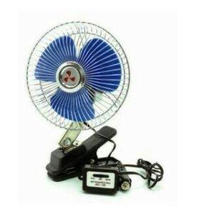 Вентилятор для авто. Новый