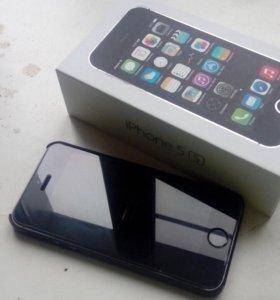 Продам или обменяю iPhone 5s 16 ГБ