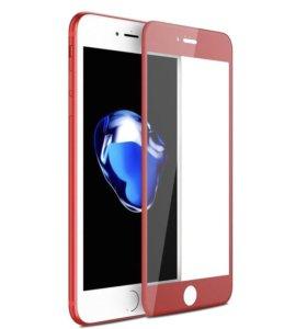 Защитное стекло iPhone 6,7,8
