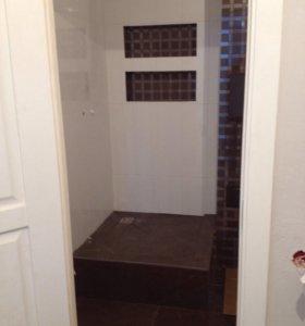 Ремонт ванных комнат и туалета