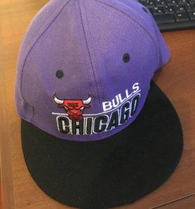 Кепка Chicago bulls