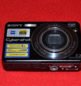 Фотоаппарат Sony CyberShot DSC W-120