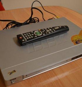 DVD-плеер караоке BBK DV311SI