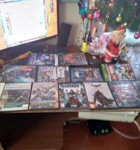 Игровые диски для пк