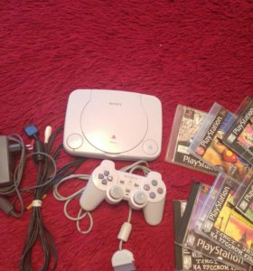 Sony PlayStation One, игры