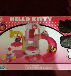 Игровая площадка Hello Kitty