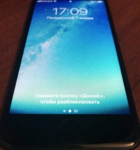 iPhone 7 на 128 Гб. Чёрный оникс