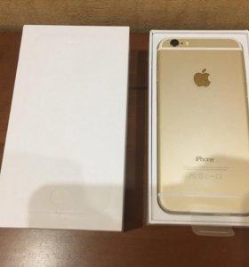 iPhone 6 16gb Gold LTE