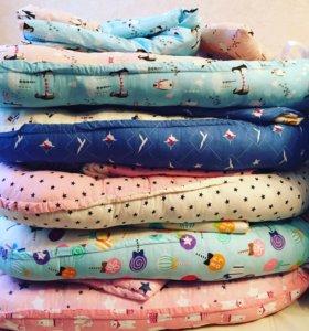 Гнездышко(комплект +одеяло + подушка)