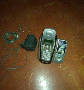 Радиотелефон Panasonic KX-TCD215RU
