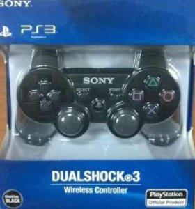 Новые Беспроводные Джойстики DualShock 3 (геймпад)