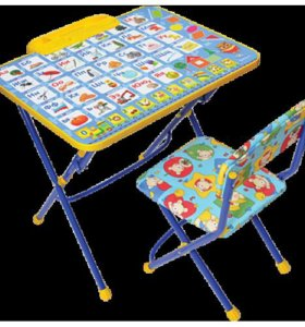 Детский столик, стул, пенал с доставкой