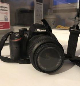 Фотоаппарат Nikon 3200