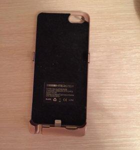 Зарядка для iPhone 5s , почти новая