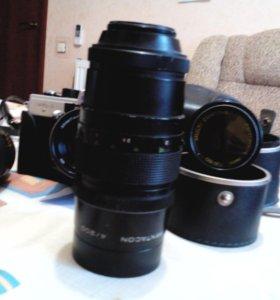 Объективы , фотоаппараты