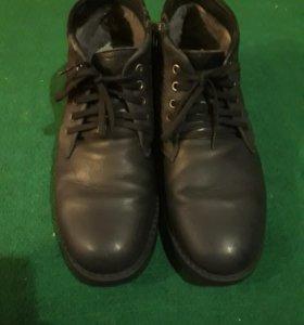 Зимние ботинки 41-42