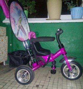 Велосипед-трёхколесный