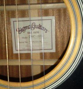 Sigma Guitars DMC-1STE (со звукоснимателем)
