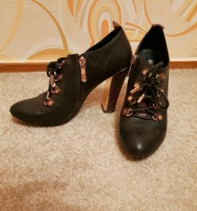 Туфли из нат. кожи