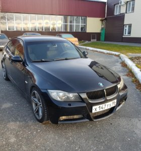 BMW 320i 2007 год