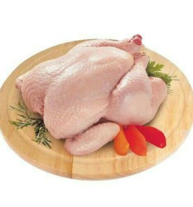 Домашнее мясо птицы