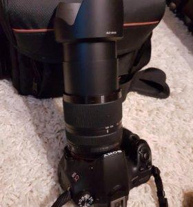 Фотоаппарат sony alpha slt-a58