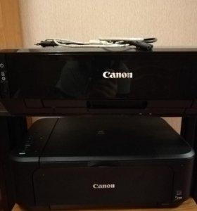 Принтер и мфу Canon pixma mg3540 и ip 7240